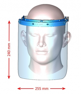 FACE SHIELD 240